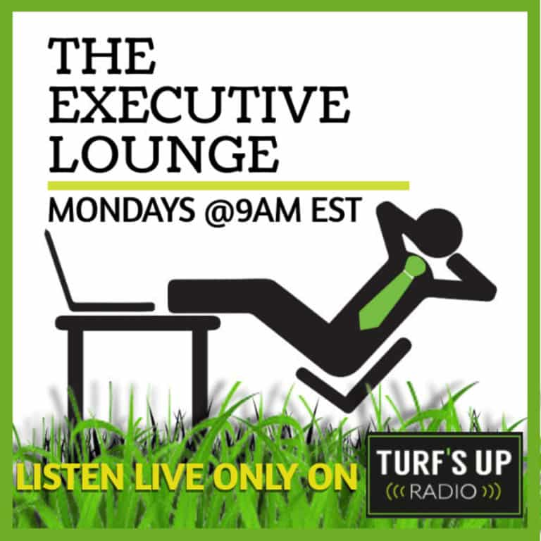 Executive Lounge | Turf's Up Radio